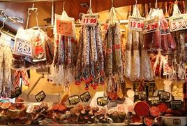 Le fameux saucisson catalan