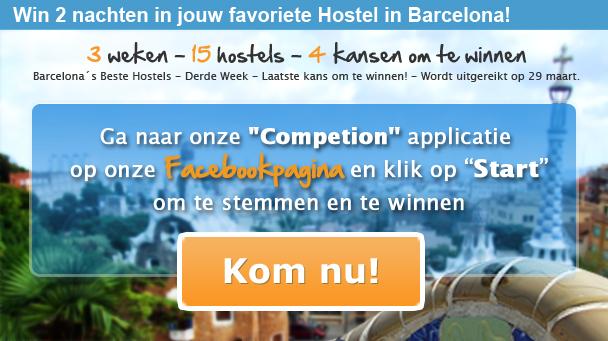beste hostels Barcellona