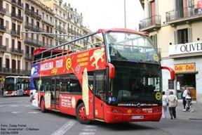 Bus turistici Barcellona