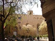 Plaça de Sant Pere, El Born