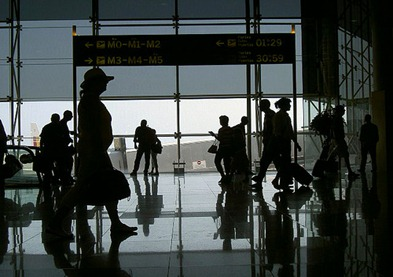 Airport Barcelona by MGM_Photos