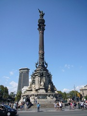Columbus Monument- robjgreen