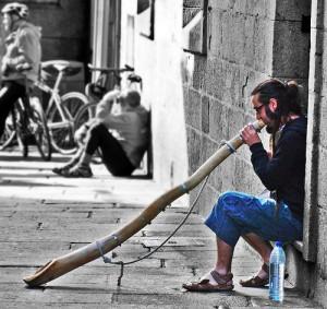 Musicos de Calle de flickr by Amio Cajander