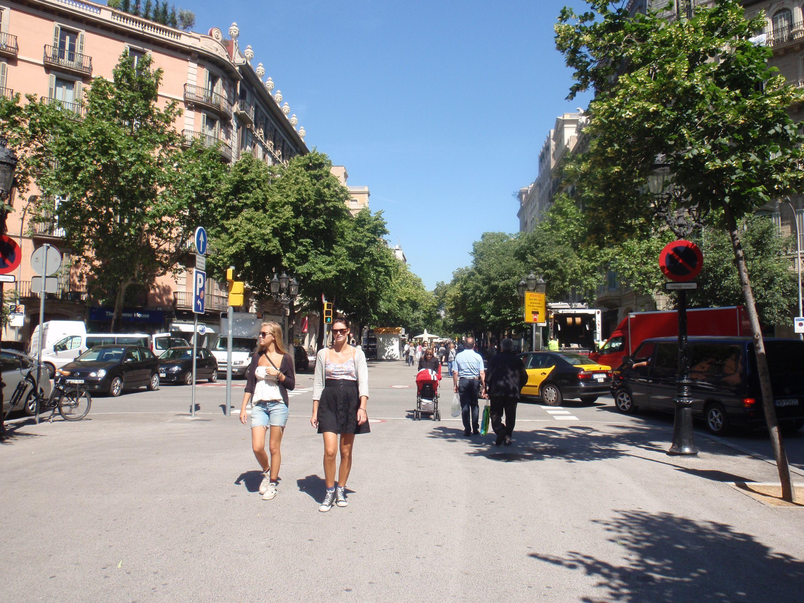Eixample Esquerra Stadtrundgang