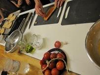 scorcio di cucina locale di Monica Sziklai