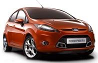 Excitante y enérgica nueva generación del Ford-Fiesta