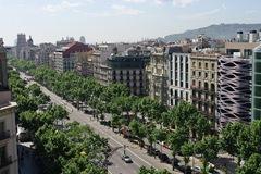 Passeig de Gracia by El Arch
