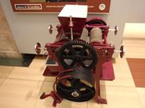 chocolade machine