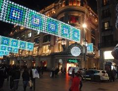 Xmas in Barcelona