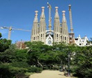 Sagrada Familia by Laura Padgett